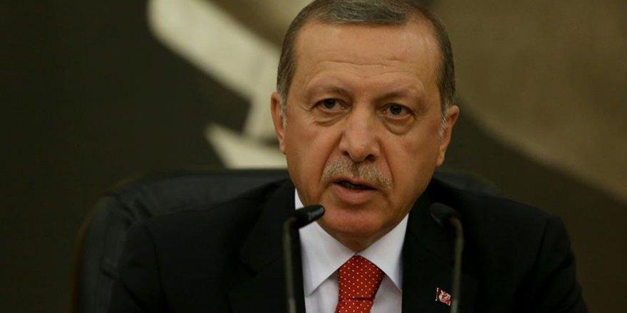 Erdoğan'dan faiz açıklaması! Yatırımın olmadığı bir ülkede...