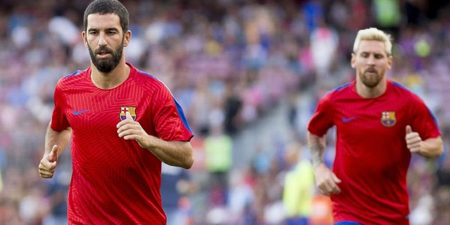 'Joker Arda' Messi'nin yerine aday