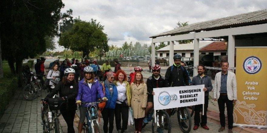 Pedallar Bozdağ'a çevrildi