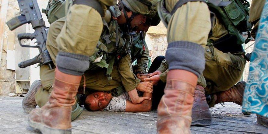 'İsrail, Filistin siyasetini kriminalize etmeyi hedefliyor'
