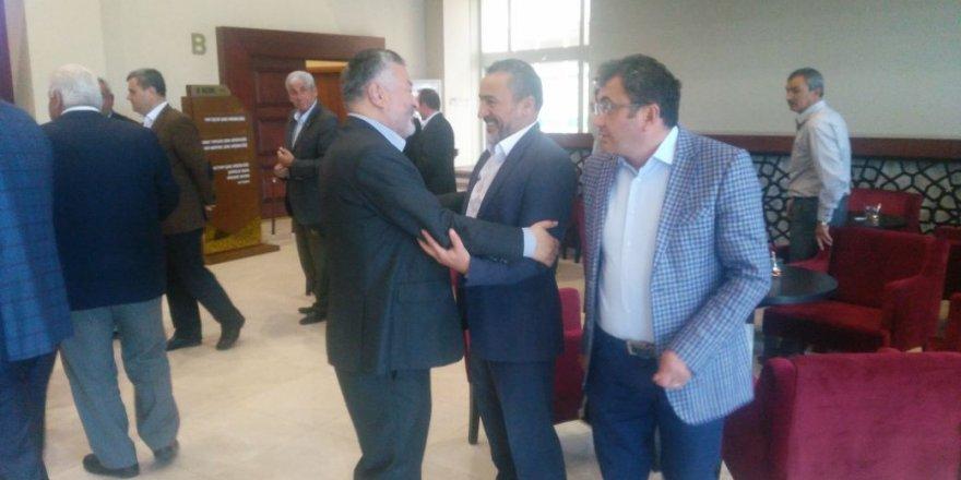 Başkan Mehmet Tutal hacdan döndü
