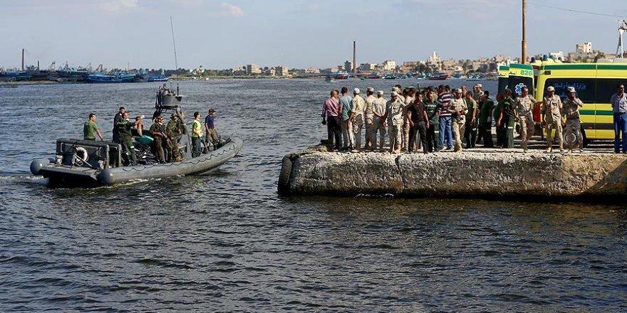 Tekne kazasında ölenlerin sayısı 148'e yükseldi