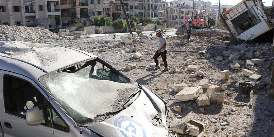 Halep'te hayatını kaybeden sivillerin sayısı 86'ya yükseldi