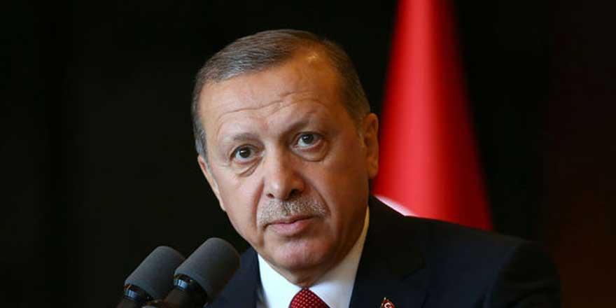 Erdoğan'dan ABD'ye çağrı! 'İptal et'