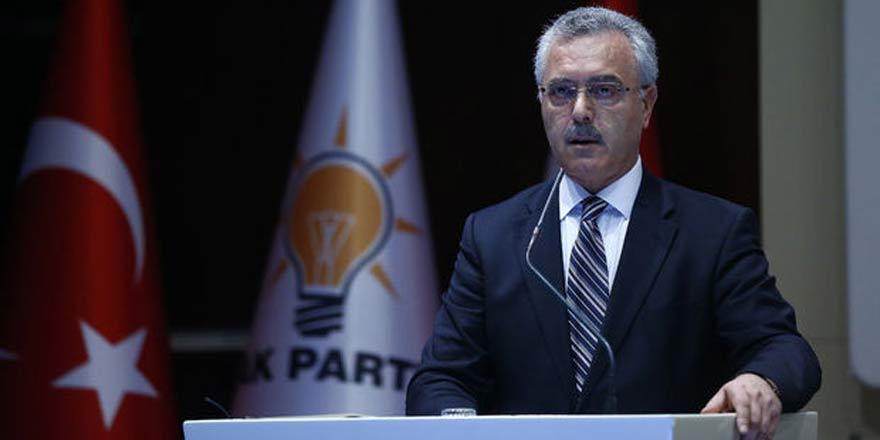 AK Parti düğmeye bastı! 100 ismin istifası istendi