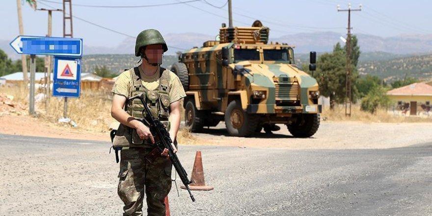 Diyarbakır'da terör operasyonu: 1 şehit, 1 yaralı