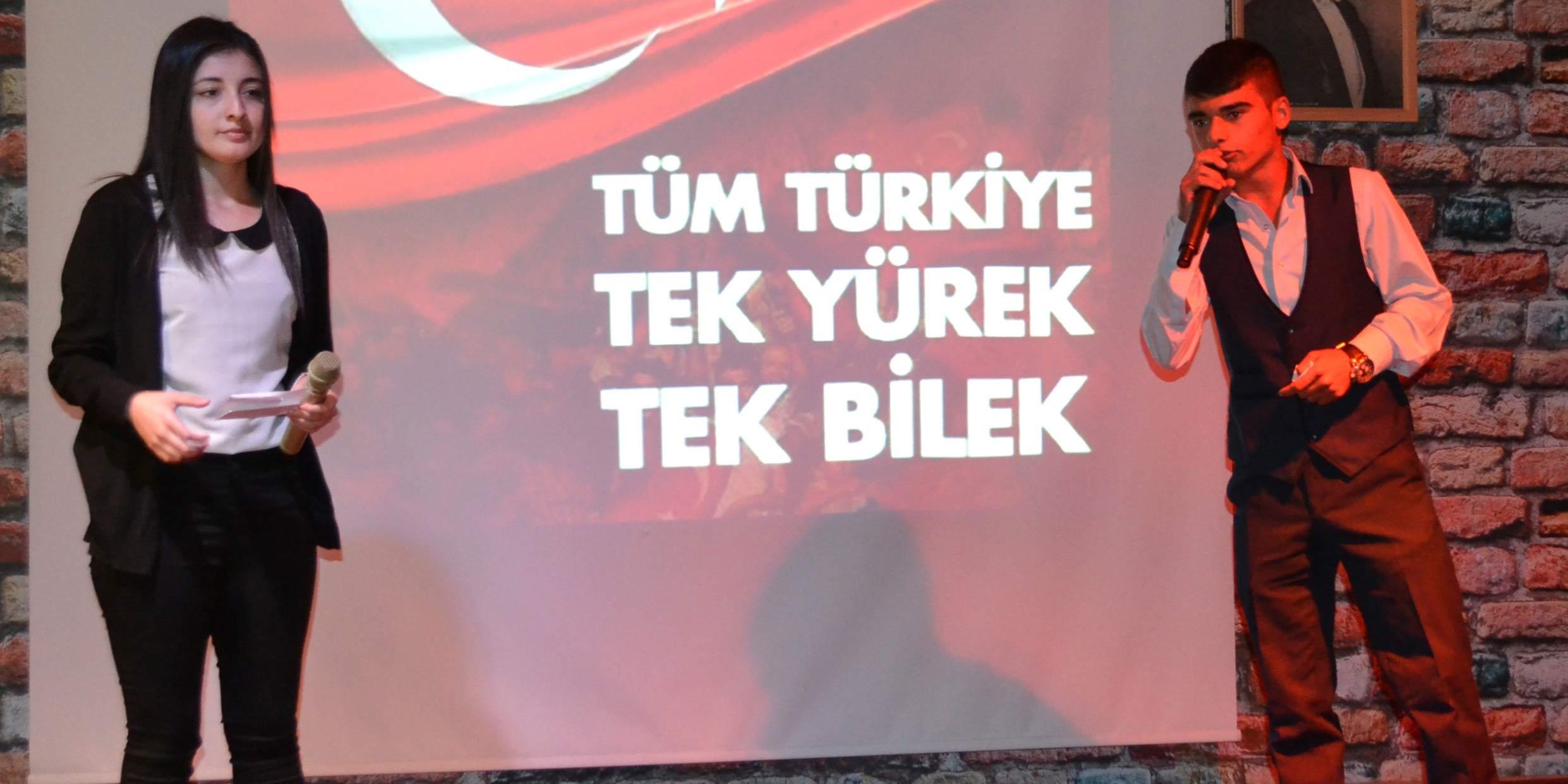 Kulu'da 15 Temmuz demokrasi zaferi ve şehitleri anıldı