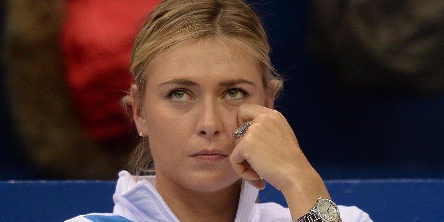 Men cezasının Sharapova'ya faturası ağır oldu