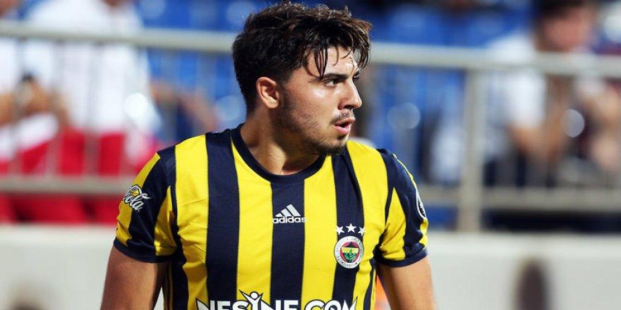 Fenerbahçe'ye Ozan Tufan şoku