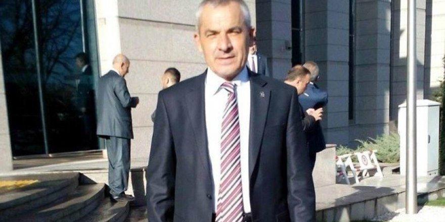 Demokrasi nöbetinde kalp krizi geçiren AK Partili İlçe Başkanı hayatını kaybetti
