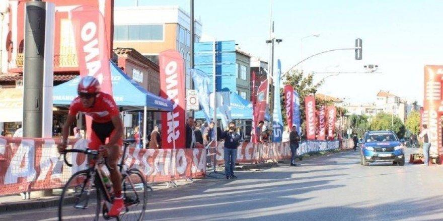 Yol Bisikleti Balkan Şampiyonası Edirne'de başladı