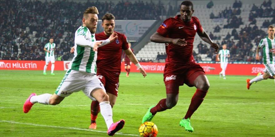 Trabzonspor-Atiker Konyaspor ilk 11'ler!