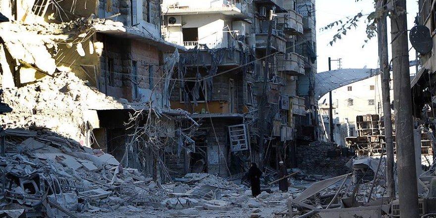 Esed rejimi ve Rus ordusunun saldırılarında 323 sivil öldü