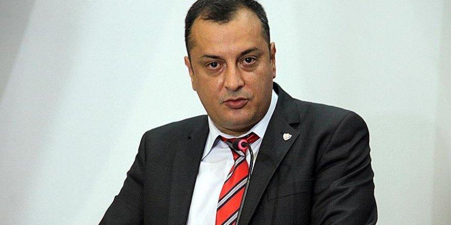 Kardemir Karabükspor'da istifa