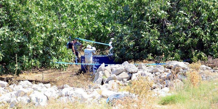 Malatya'da bahçede erkek cesedi bulundu