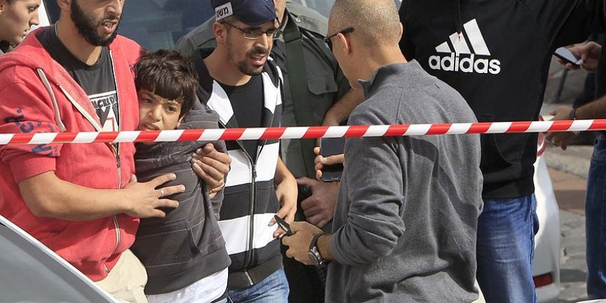 İsrail bu yıl bin Filistinli çocuğu gözaltına aldı