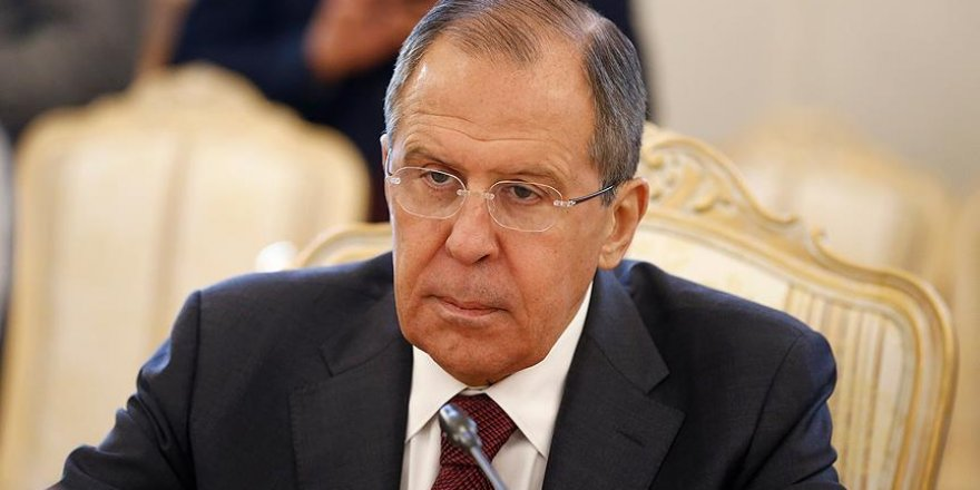 Rusya Dışişleri Bakanı Lavrov: Washington Esed'den özür diledi