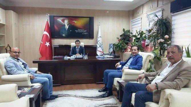 Gaziantep'te anlamlı ziyaret
