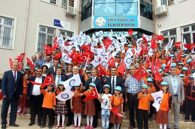 Gaziantep, 600 bin öğrenciyle eğitim ve öğretim yılına başladı
