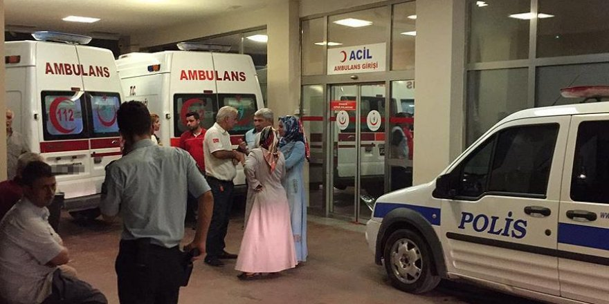Gaziantep'teki patlamada yaralı bir kişi daha hayatını kaybetti