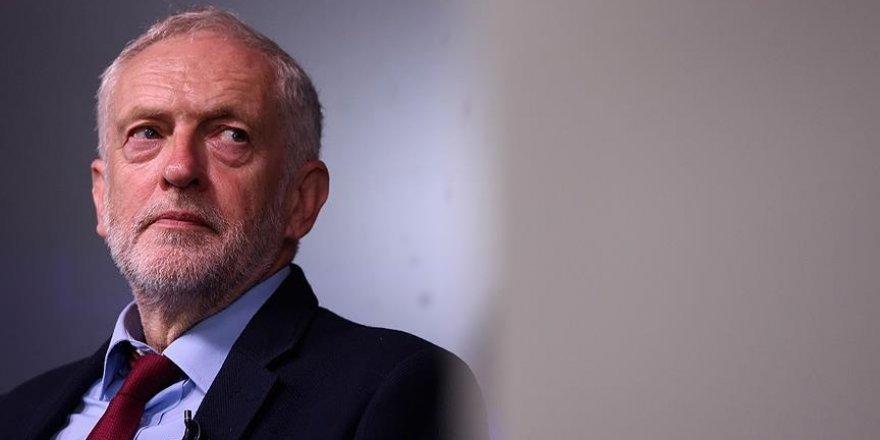 Corbyn, 'BM konvoyu saldırısı 'savaş suçu' olabilir' dedi