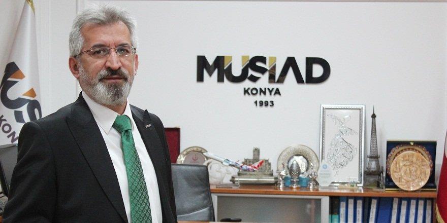 MÜSİAD Konya'dan Erdoğan'ın çağrısına destek