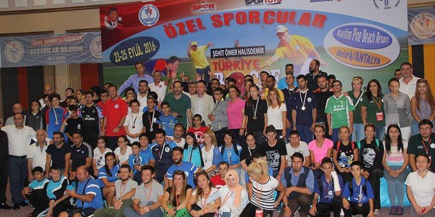 Özel Sporcular Bocce Türkiye Şampiyonası sona erdi