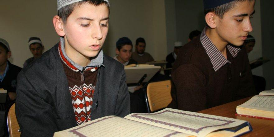 Suriyeli hafız çocuklar icazet aldı