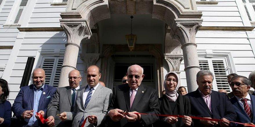 Maslak Kasırları ziyarete açıldı