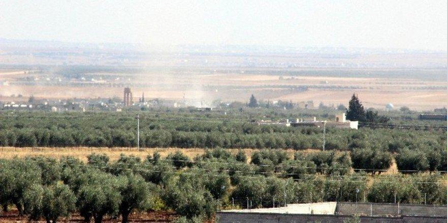 Suriye'de ÖSO ile DEAŞ arasında çatışmalar sürüyor