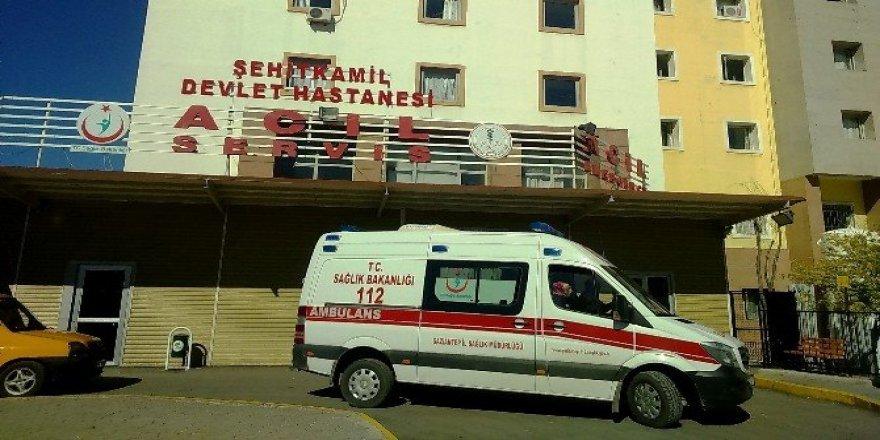 Gaziantep'te motosiklet kazası: 1 ölü