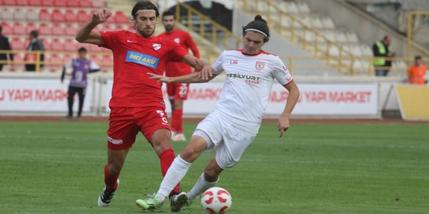 Boluspor, Samsunspor'u 2-1 mağlup etti