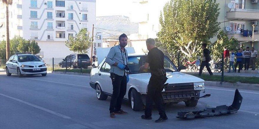Mersin'de silahlı saldırı: 3'ü çocuk 5 yaralı
