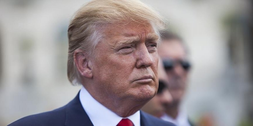 Trump'a tepki
