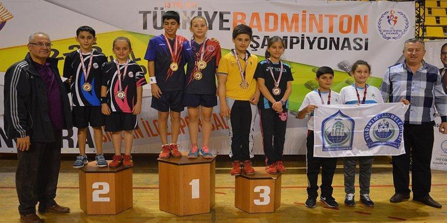 Badmintonda Balkan Şampiyonası kadrosu belirlendi