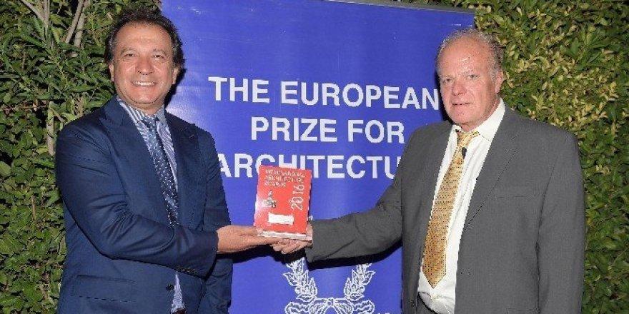 İstanbul'un Yeni Havalimanı'na Atina'da ödül