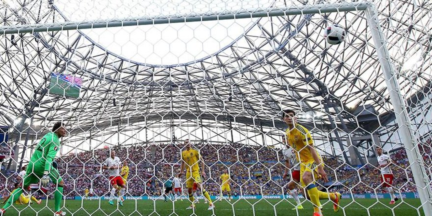 Ukrayna-Kosova maçı Polonya'da oynanacak