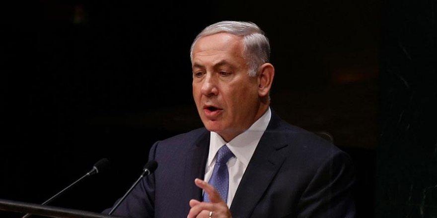 Netanyahu'dan küstah 'Osmanlı' çıkışı!