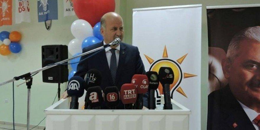 Bursa'da FETÖ'den 2 bin 828 kişi açığa alındı