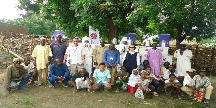 Nijer'de arıcılığın geliştirilmesine TİKA desteği
