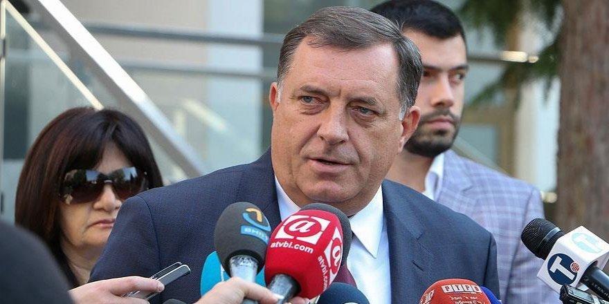 Savcılık Dodik'i ifade vermeye çağırdı