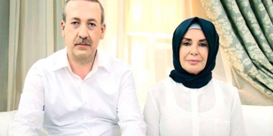 İşte beyazperdenin Erdoğan çifti.'Uyanış' filminden ilk kare!