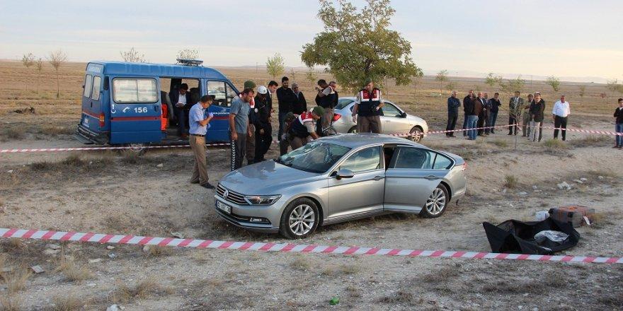 Konya'da hac dönüşü kaza: 1 ölü