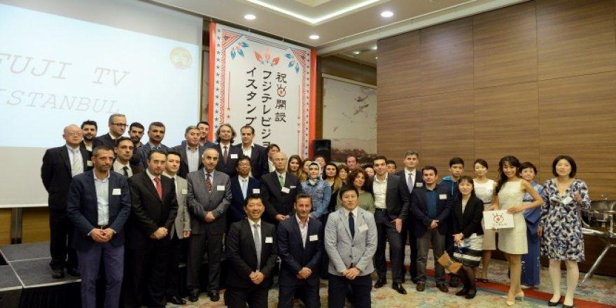 İhlas Haber Ajansı'ndan, Fuji TV ile işbirliği