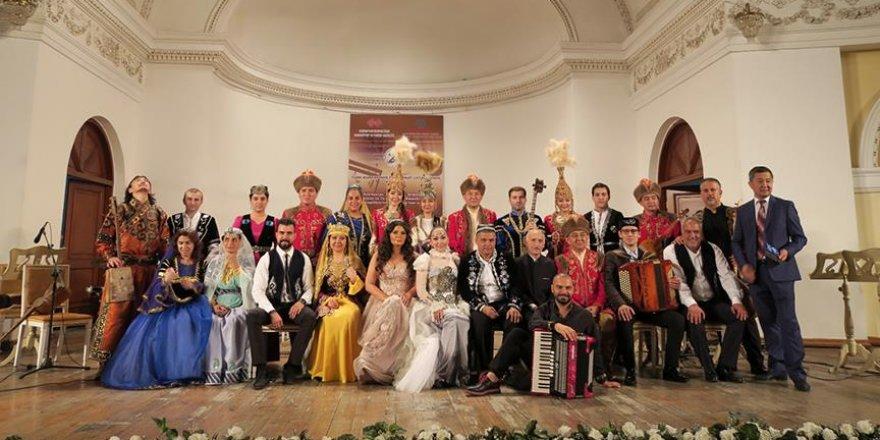 TÜRKSOY'un '25. Yıl Gala Konserleri' başlıyor