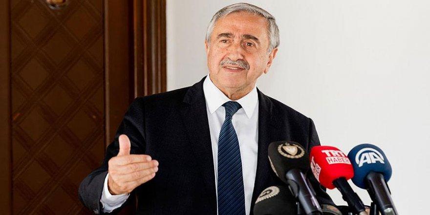 Akıncı: Kıbrıs'ta çözüm Türkiye'nin AB üyeliğini hızlandıracak