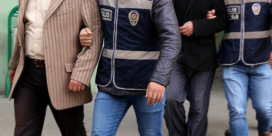 Erzurum'daki terör operasyonunda 9 tutuklama