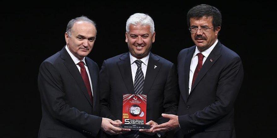 Elvan Group Ar-Ge Merkezi'ne ödül