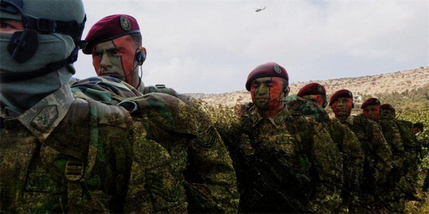 Bordo bereliler PKK'ya operasyon başlattı