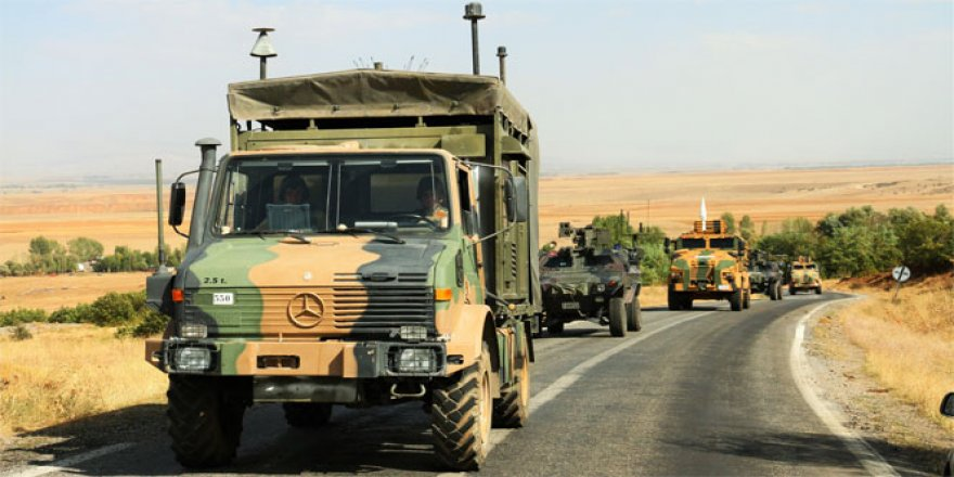 Mehmetçik'ten 'Küçük Kandil'e operasyon